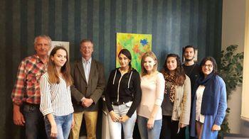 Das Internationale Erasmus Plus Projekt unserer Käthe Kollwitz Gesamtschule