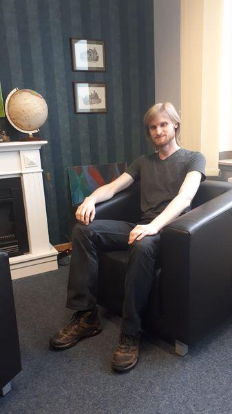 Praktikant Alexander Bastet Bericht über seine Zeit als Praktikant an der KKS