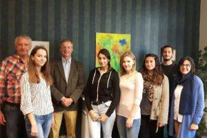 Erasmus in Tschechien