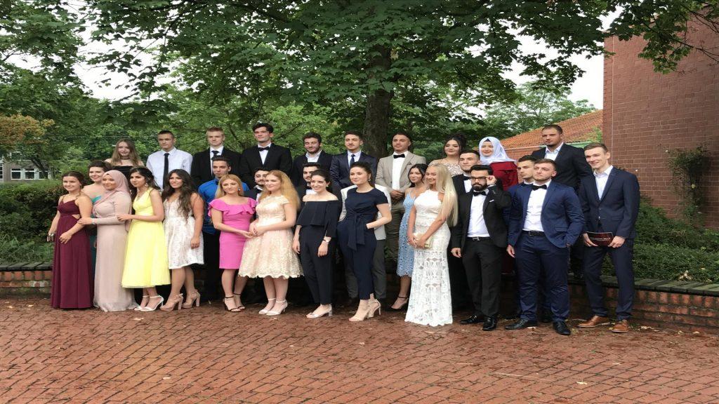 Abitur 2017 an der Käthe-Kollwitz Schule Recklinghausen