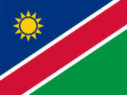 Namibia Fahne