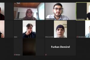 Meeting Metin Öztürk